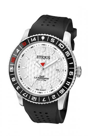 SPORT PRO with SUMMER WHITE dial and BLACK SILICONE strap
