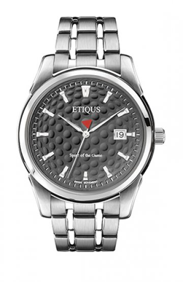 CLASSIC TOUR with AULD GREY dial and STAINLESS STEEL bracelet