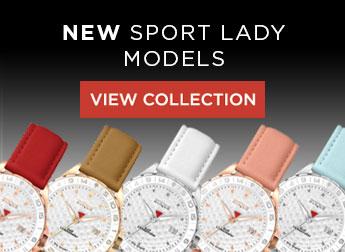 Sport Lady Leather Range