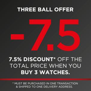 Three Ball Offer