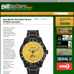 Golf Business News