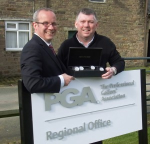 PGA North signs with ETIQUS