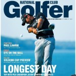 NATIONAL CLUB GOLFER: TIMING IS EVERYTHING