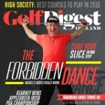 GOLF DIGEST IRELAND : EXQUISITE ETIQUS