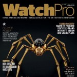 WATCHPRO : WATCH BRAND FOR GOLFERS PROVES A SWINGING SUCCESS